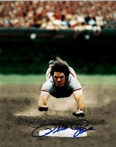 Pete-Rose-Autographed-Signed-8x10-Photo-Reds-REPRINT