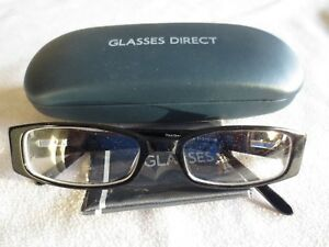 919c813875f Image is loading Glasses-Direct-glasses-frames-Heartbeat-Black-With-case
