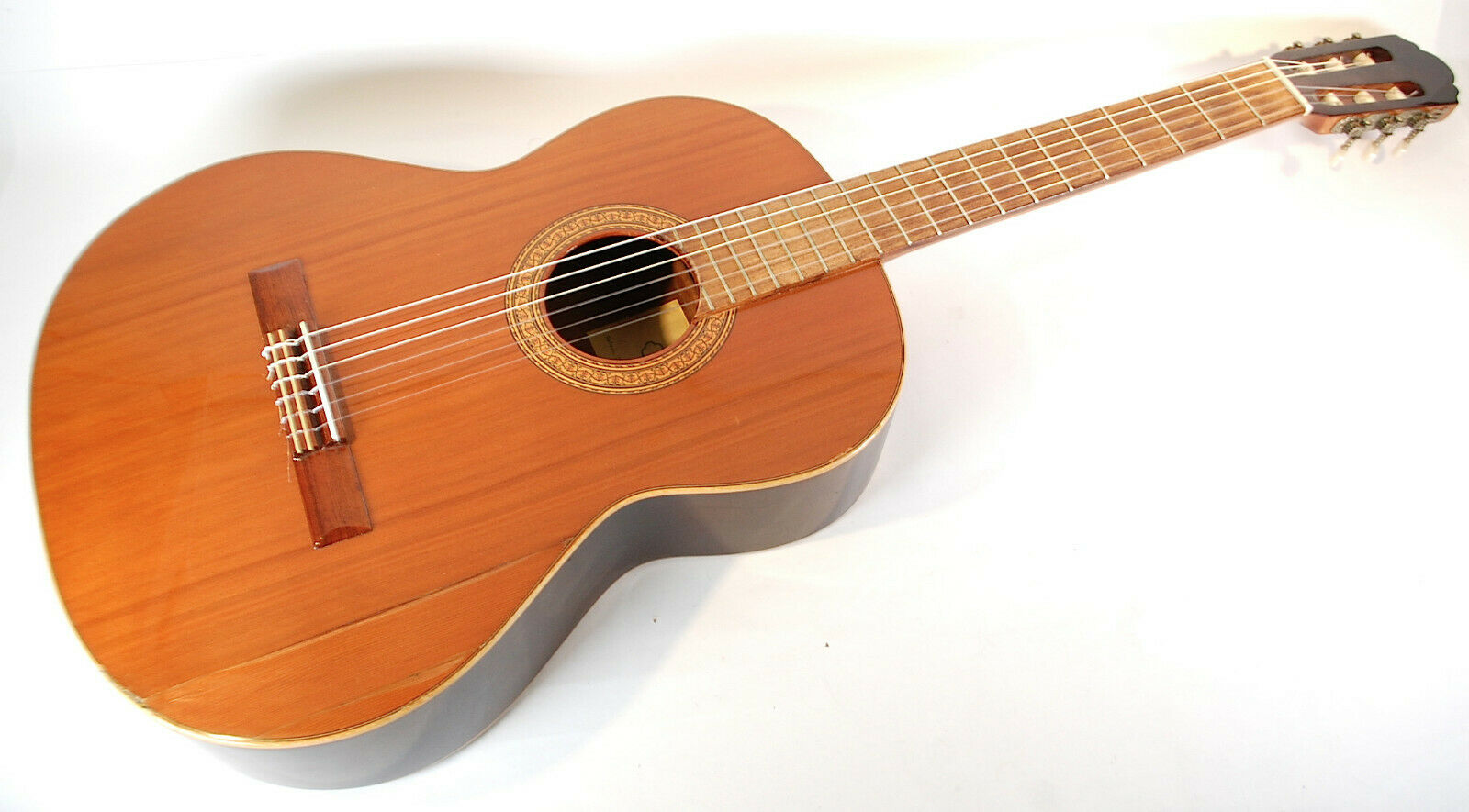 Vintage Casa Luthier Klassische GitarreGuter Zustand...