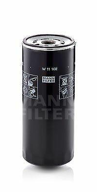Mann Filter W11102 Filtro Olio