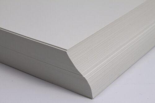 en-têtes 100/% recyclé A5 Blanc Lisse papier 120GSM invitations /& Office.