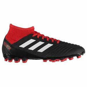 Adidas-Predator-18-3-AG-BB7747-Homme-Chaussures-De-Football-B-Grade-tres-petit-raccord
