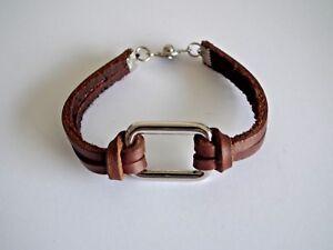 bracelet cuir ado
