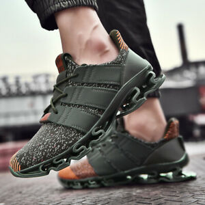 Men-039-s-Casual-Tanks-Shoes-Breathable-Sneakers-Jogging-Outdoor-Fitness-Running