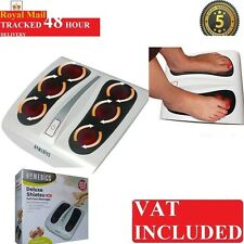 HoMedics Deluxe Home Shiatsu Relaxing Foot Massager with Deep Kneading FM-TS9-GB