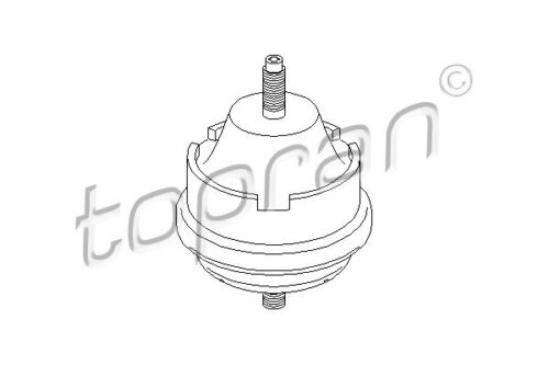 Support moteur PEUGEOT 406 I II 2.0D Diesel Hdi