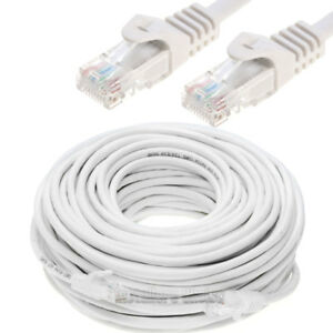 CAT5-CAT5E-Ethernet-Lan-Network-Cable-5ft-15ft-25ft-30ft-50ft-100ft-200ft-LOT
