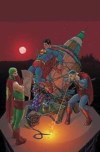 ALL-STAR-SUPERMAN-8-GRANT-MORRISON-DC-NM-1st-PRINT