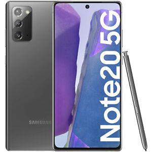 Samsung-Galaxy-Note-20-5G-SM-N981B-256GB-Smartphone-Neu-vom-Haendler-OVP