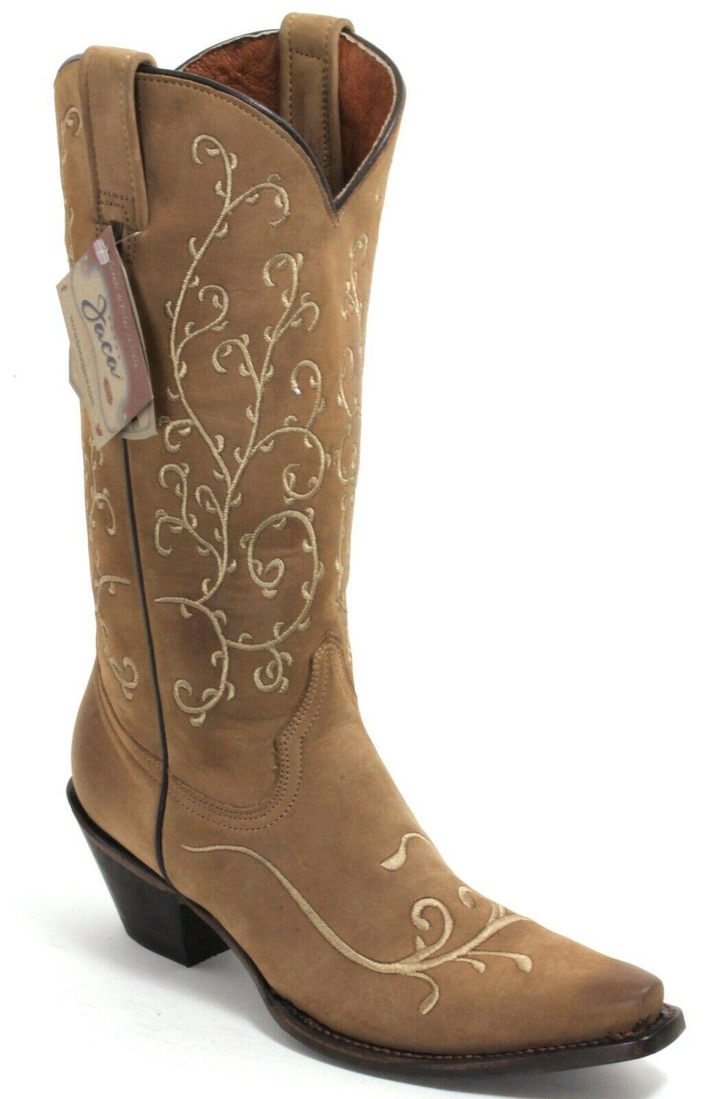 237 Cowboystiefel Westernstiefel Texas Jaca Catalan Style Stiefel Fashion 36