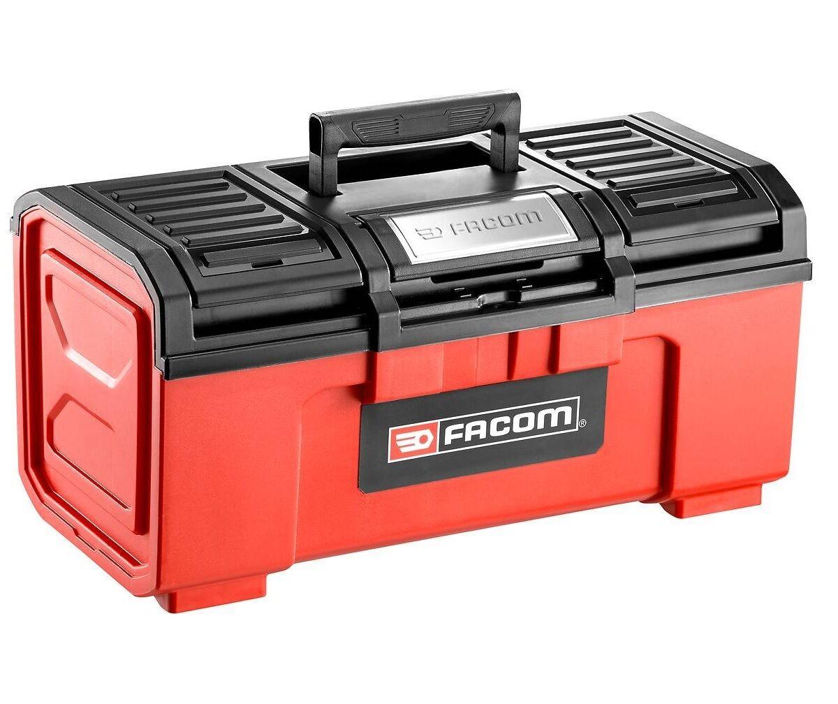Facom BP.C19N Caja de herramientas de plástico resistente 19
