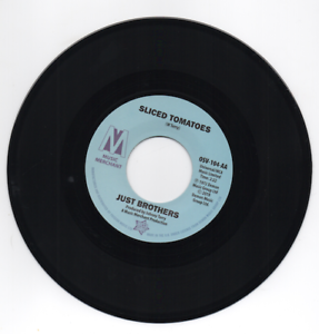 JUST-BROTHERS-Sliced-Tomatoes-ELOISE-LAWS-NORTHERN-SOUL-45-OUTTA-SIGHT-7-034