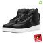 miniature 1 - PSNY-x-Nike-Air-Force-1-High-UK9-US10-Noir-edition-limitee-Rare