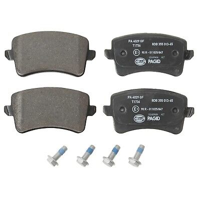 For Rear Brake Pad Set Genuine 8K0698451F For Audi A4 A5 Quattro Q5 Allroad S4