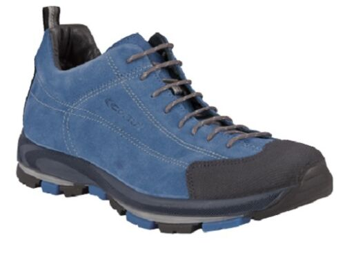 SCARPE TREKKING OUTDOOR COFRA RIVER LIGHT BLUE blu uomo