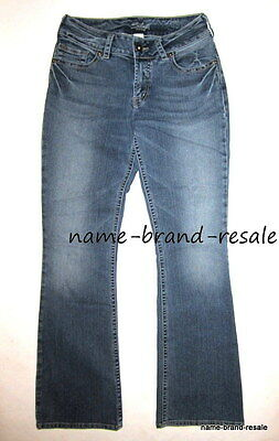 SILVER JEANS SUKI Womens 28 x 32 Faded Wash Boot Leg Bootcut Embroidered Pockets