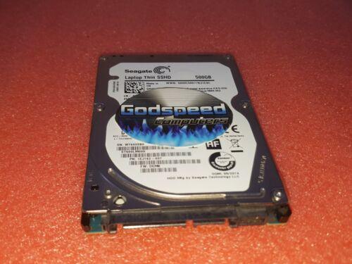 Dell Latitude E6520-500GB Solid State Hybrid Hard Drive SSHD 7 Professional 64