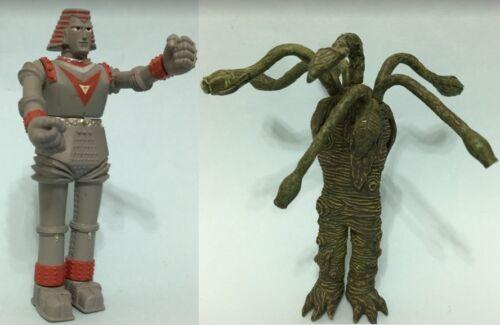 Furuta SF Giant Robo Gashapon #3 Robot Alien Satan Rose action figure collection