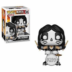KISS-The-Catman-Peter-Criss-POP-Rocks-124-Vinyl-Figur-Funko