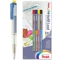 Bible Highlighter Kit: Pentel 8 Color 2 Mm Pencil Ph158 With 8 Tubes Lead on sale