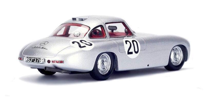 Spark S4408 Mercedes-Benz Mercedes-Benz Mercedes-Benz 300SL nd Le Mans 1952 - 1 43 Scale e68b5f