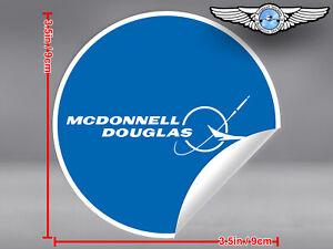 MCDONNELL-DOUGLAS-MD-ROUND-LOGO-DECAL-STICKER-3-5-x-3-5-in-9-x-9-cm