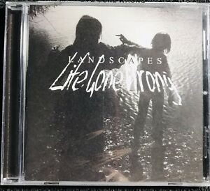 Landscapes - Life Gone Wrong Brand New Factory Sealed CD
