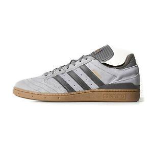 outlet store efb10 c8711 Image is loading Adidas-Busenitz-Mens-Skate-Shoes-G48057-Dark-Cinder-