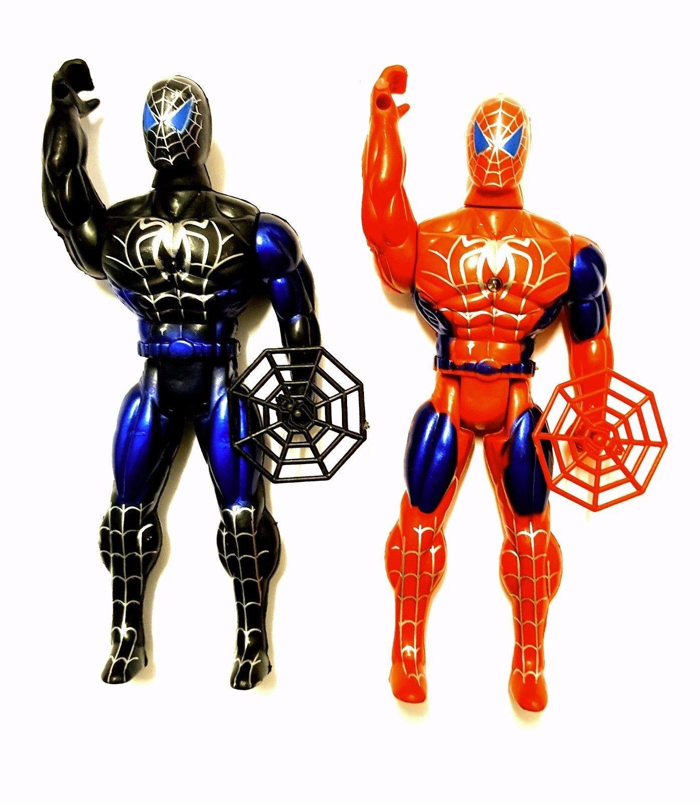 6  KIDS SUPERHERO SPIDERMAN ACTION FIGURE TITAN XMAS GIFT TOY