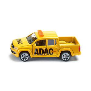 Siku-1469-VW-AMAROK-ADAC-GIALLO-Modellino-Auto-blister-NUOVO