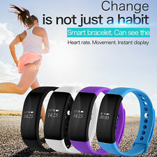 Relojes inteligentes Blood Pressure/Oxygen Heart Rate Impermeable Watch Pulsera