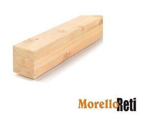 Trave In Legno Lamellare 10x12 Per Piedi Di Tavoli O Piccole Tettoie Ebay