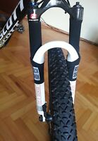 Rock Shox Mtb Front Fork Suspension Protector (cover) Pad