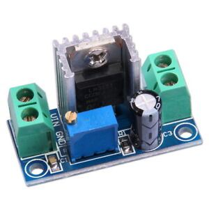 LM317-DC-DC-Spannungsregler-1-5A-1-2-37V-Step-Down-Power-Supply-Module-TO220