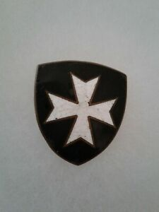 Authentic-WWII-US-Army-65th-Infantry-Regiment-DUI-DI-Unit-Crest-Insignia-NH