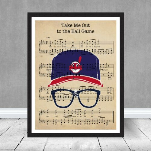 Wild Thing Ricky Vaughn Major League Take Me Out Ball Game Art Gift Baseball 80s