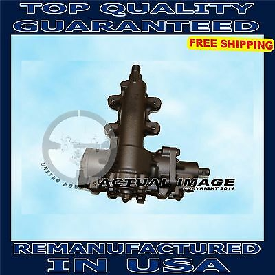 Nissan Pickup Truck AWD Steering Gear Box Assembly