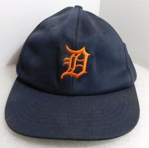 promo code 18a21 748a7 Image is loading NWOT-Vintage-80-s-Detroit-Tigers-MLB-Baseball-