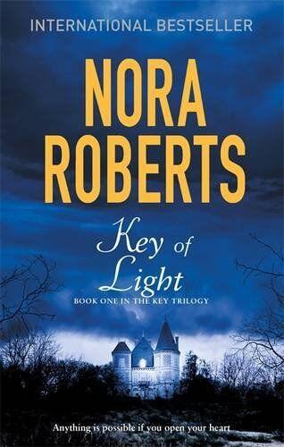 1 of 1 - NORA ROBERTS __ KEY OF LIGHT ____ BRAND NEW B FORMAT ___ FREEPOST UK