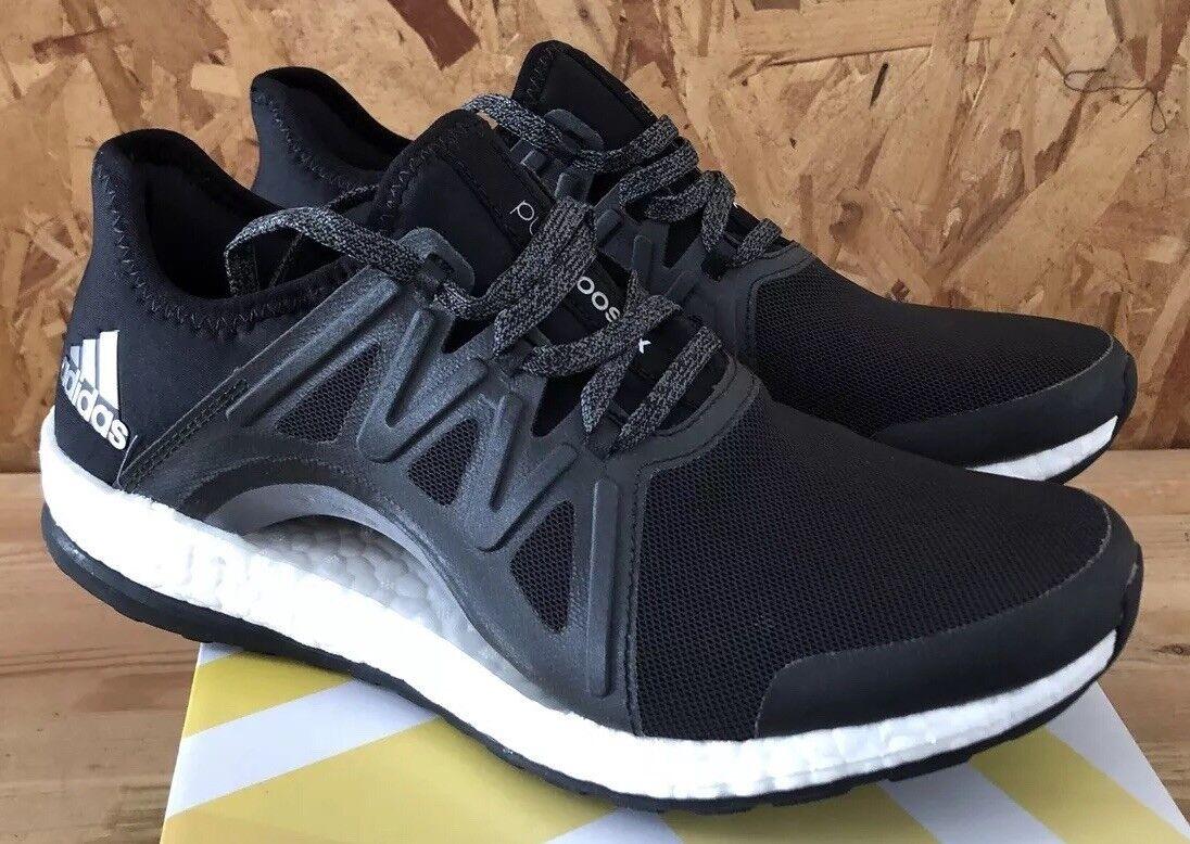Adidas schwarze frauen pureboost xpose schwarze Adidas sz 8,5 nib bb1733 aff9da