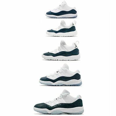 best cheap 1f4d3 96893 Nike Air Jordan 11 Retro Low Retro XI Navy Blue Snakeskin Men Women Kids  Pick 1 | eBay