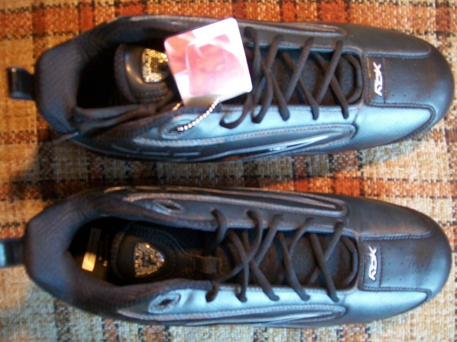 NWT - Reebok Mens Size 17 (Euro 53.5) NFL Players Equip FGT Football Cleats