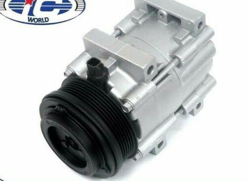 A//C Compressor Fits Ford Mustang 2007-2010 4.0L V6 2 Doors OEM FS18 67193