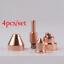 4PCS//Set For Plasma Cutter Machine Electrodes Nozzle 85A Enhanced electrodes US