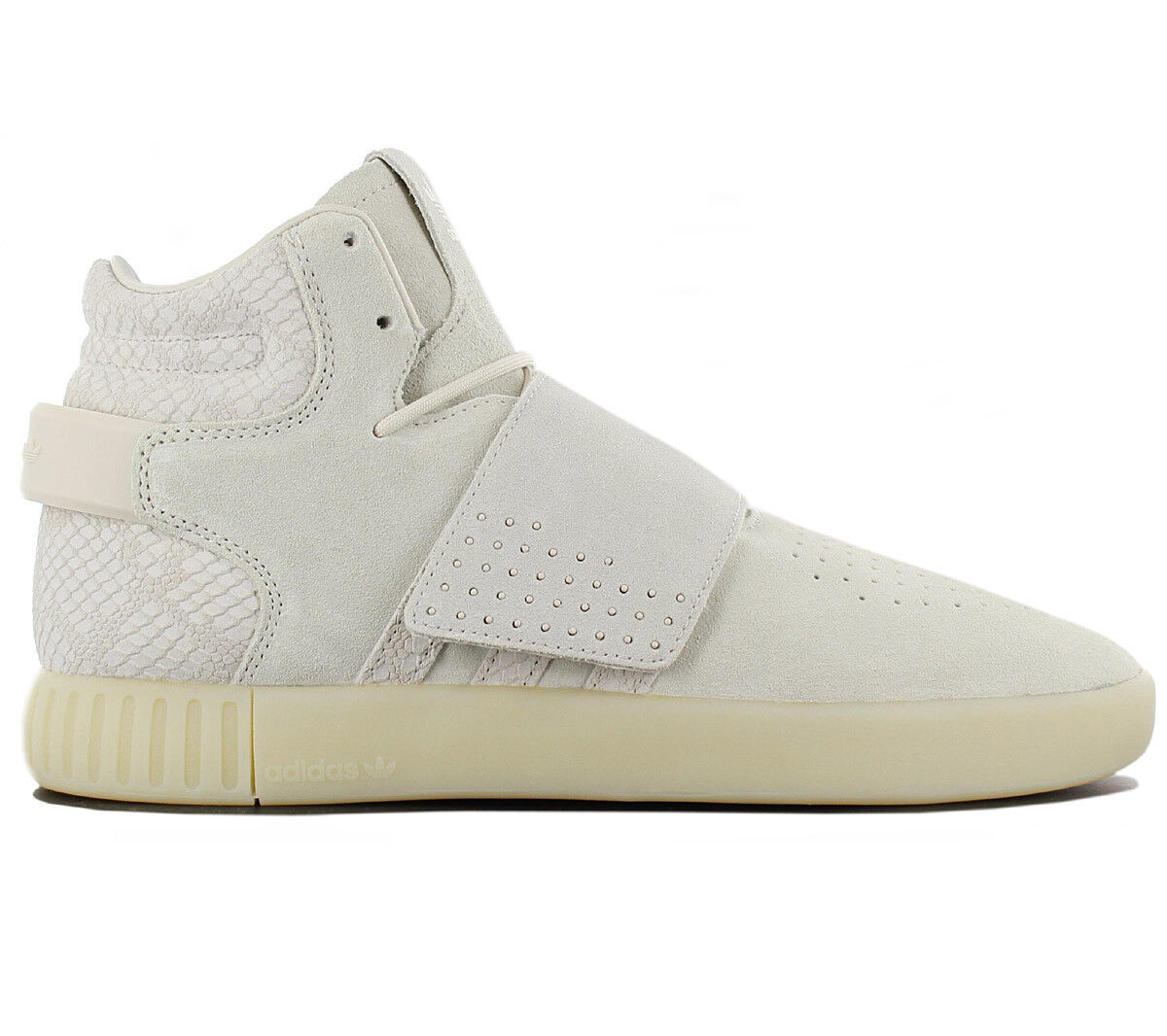 Adidas Originals Tubular Invader Strap Men's Sneakers shoes Leather Bb8943 New