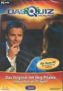 PC-Spiel-CD-ROM-Das-Quiz-mit-Joerg-Pilawa-Vista