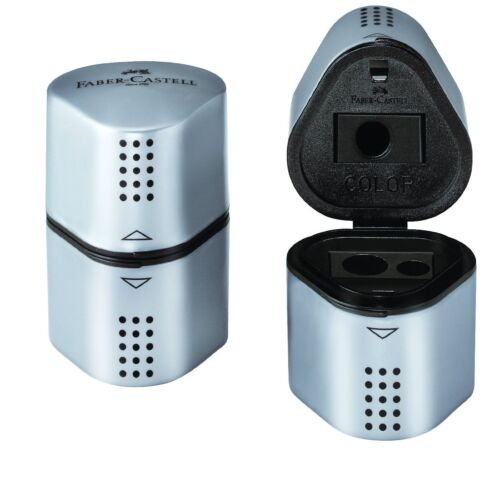 Faber Castell three hole high quality  Pencil Sharpener