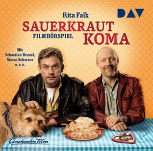 SAUERKRAUTKOMA-FALK-RITA-CD-NEW