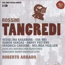 Rossini: Tancredi, New Music