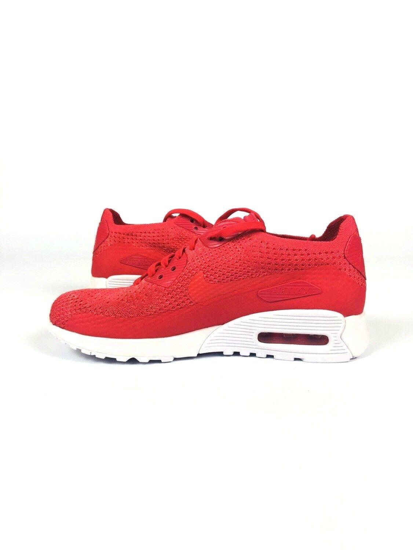 85e192807f3fa Womens Nike Nike Nike Air Max 90 Ultra 2.0 Flyknit Running Shoes Pink White  881109 600
